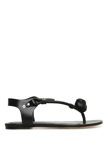 Etoile İsabel Marant Sandalet Siyah